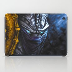 Zeratul iPad Case