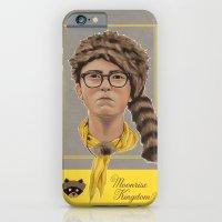 iPhone & iPod Case featuring Moonrise Kingdom by Soren Barton