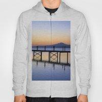 Boardwalk Sunrise Hoody