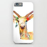 Deer (H)art iPhone 6 Slim Case