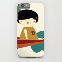 iPhone & iPod Case featuring Brave by yael frankel