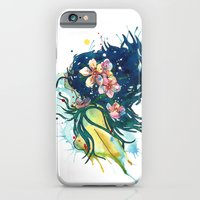 iPhone & iPod Case featuring Water Nymph by Sam Nagel