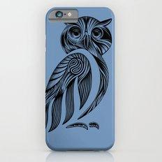 Tribal Owl iPhone 6 Slim Case