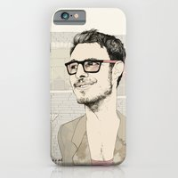 iPhone & iPod Case featuring I´m hipster  by Cecilia Sánchez
