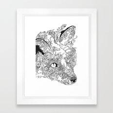 Her Complicated Nature I Framed Art Print