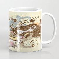 The Great Horse Race! Mug