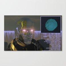 <EXIT BROWSER> Canvas Print