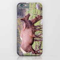 Snoqualmie Valley Elk iPhone 6 Slim Case
