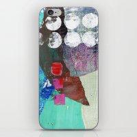 Collage 6 iPhone & iPod Skin