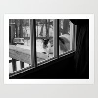 I'd Like To Come In Now.… Art Print
