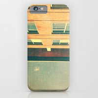 iPhone & iPod Case featuring Looking Down by Nicholas Iza