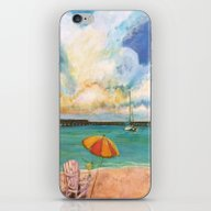 Seven Mile Bridge iPhone & iPod Skin