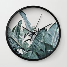 Plumage Wall Clock