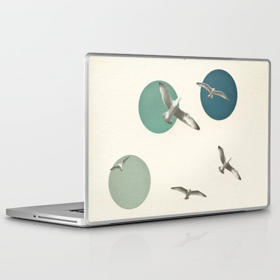Circling Laptop & iPad Skin