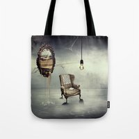 Reflection Of Truth Tote Bag