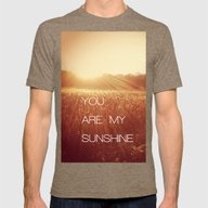 T-shirt featuring You Are My Sunshine by Olivia Joy StClaire