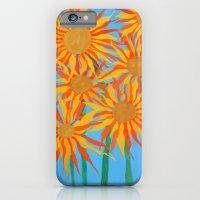 iPhone & iPod Case featuring Van Gogh style by Clara Ungaretti