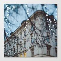 Vienna. Canvas Print