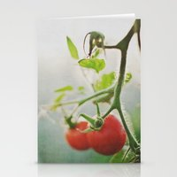 TOMATOES. Stationery Cards