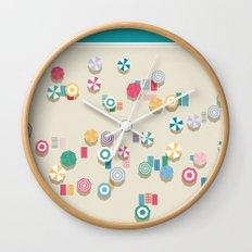 Summer High Wall Clock