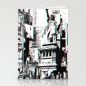 City That Inspires Stationery Cards