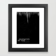. . . The Night Framed Art Print