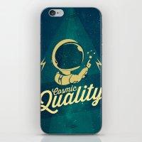 Cosmic Quality iPhone & iPod Skin
