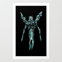 Demonwood Art Print