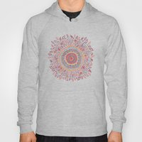 Sunflower Mandala Hoody