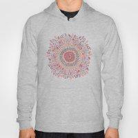 Sunflower Mandala Hoody