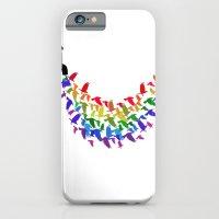 Birds Rain iPhone 6 Slim Case