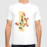 Softness Mens Fitted Tee White SMALL