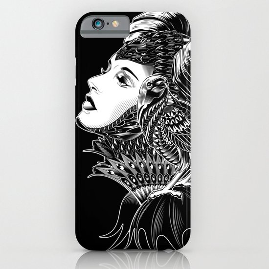Maleficent Tribute iPhone & iPod Case