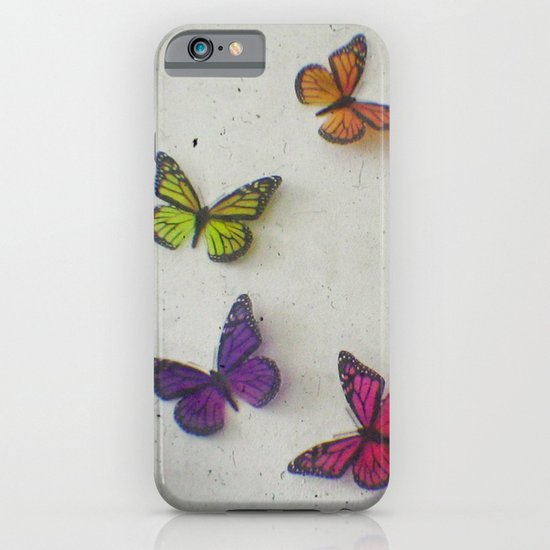 Oh to be a Butterfly iPhone & iPod Case