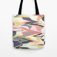 Deco Marble Tote Bag