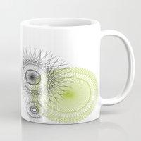 Modern Spiro Art #3 Mug