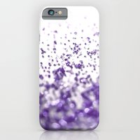 iPhone & iPod Case featuring PURPLE by Monika Strigel
