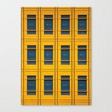 Twelve Canvas Print