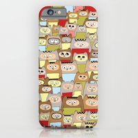 iPhone & iPod Case featuring bears! by Asja Boros