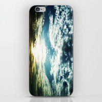 After My Grandfather Pas… iPhone & iPod Skin