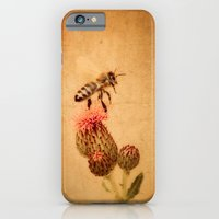 The Thistle And The Bee iPhone 6 Slim Case