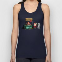 The Doctor is In.... Why not Zoidberg? Unisex Tank Top