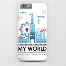 My world iPhone 6 Slim Case