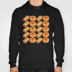 Hot Dogs And Donuts Hoody