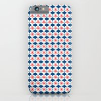 Beach Floral iPhone 6 Slim Case