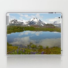 Alpine Pond Laptop & iPad Skin