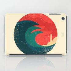 The wild ocean iPad Case