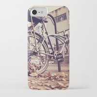 bicycle iPhone & iPod Cases featuring Bicycle by iD70my