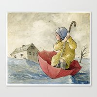 Waterproof Canvas Print