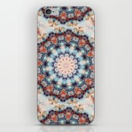 iPhone & iPod Skin featuring Kaleidoscope  by North 10 Creations